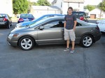 2006 Honda Civic EX June 2013 -