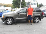 2006 Jeep Grand Cherokee 4wd October 2013 -