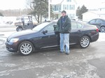 2006 Lexus Gs300 AWD January 2013 -