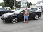 2006 Pontiac Grand Prix GXP Aug 2013 -