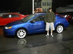 2006 Saturn Ion Quad Coupe January 2013 -