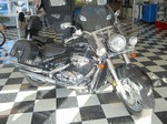 2006 Suzuki Blvd 800 January 2013 -