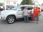 2006 Toyota 4Runner Limited 4x4 August 2013 -
