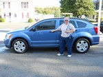 2007 Dodge Caliber SXT September 2013 -