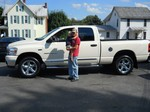 2007 Dodge Ram 1500 Quad Cab 4x4 July 2013 -