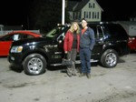 2007 Ford Explorer Limited 4x4 January 2013 -