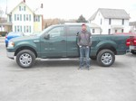 2007 Ford F150 Crew Cab 4x4 March 2013 -