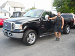 2007 Ford F250 Lariat Diesel FX4 August 2013 -