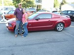 2007 Ford Mustang GT Coupe Aug 2013 -