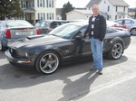2007 Ford Mustang GT Custom March 2013 -