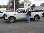 2007 Ford Ranger Sport Ext Cab 4x4 April 2013 -