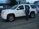 2007 GMC Yukon Denali AWD November 2013 -