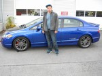 2007 Honda Civic SI Sedan November 2013 -