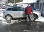 2007 Mazda CX7 Turbo Awd December 2013 -
