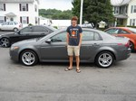 2008 Acura TL Sedan July 2013 -