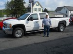 2008 Chevy Silverado 3500 Crew Cab 4x4 May 2013 -