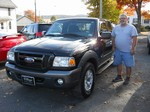 2008 Ford Ranger FX4 4x4 October 2013 -