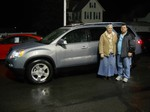 2008 GMC Acadia SLT2 AWD January 2013 -