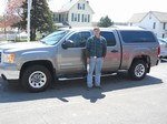 2008 GMC Sierra 1500 Crew Cab 4x4 April 2013 -
