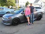 20 08 Scion T/C Turbo September 2013 -