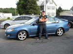 2008 Subaru Legacy Limited Awd July 2013 -