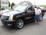 2009 Cadillac Escalade Ext 4wd May 2013 -