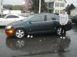 2009 VW Jetta Sedan April 2013 -
