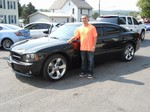 2010 Dodge Charger R/T Hemi August 2013 -