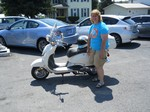2010 Federal 150 Scooter Aug 2013 -