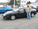 01 Saturn SC2 3 door Coupe January 2014 -