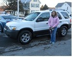 06 Ford Escape XLT 4x4 January 2014 -