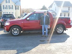 08 Ford Explorer Sport Trac Limited 4x4 January 2014 -