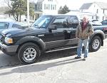 08 Ford Ranger FX4 4x4 February 2014 -