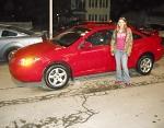 09 Pontiac G5 Coupe January 2014 -