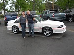 1990 Ford Mustang GT May 2014 -