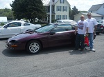 1995 Camaro Z28 Coupe August 2014 -