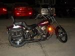 1997 Harley Davidson Softtail Custom March 2014 -