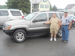 2001 Jeep Grand Cherokee Laredo 4x4 July 2014 -