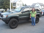 2001 Jeep Grand Cherokee 4wd September 2014 -