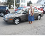 2001 Saturn LS Sedan March 2014 -