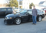 2003 Ford Mustang Coupe April 2014 -