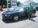 2003 Ford Mustang GT July 2014 -