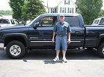 2004 Chevy 2500HD Crew Cab 4x4 June 2014 -