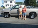 2004 Chevy Silverado 1500 4x4 August 2014 -