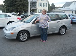 2004 Ford Focus ZTW Wagon September 2014 -