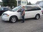 2005 Dodge Grand Caravan SXT September 2014 -