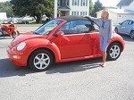2005 VW Beetle GLS Turbo Conv September 2014 -