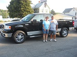 2006 Ford F150 Ext Cab 4x4 September 2014 -