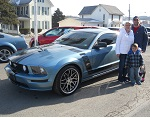 2006 Ford Mustang GT Boss Clone March 2014 -