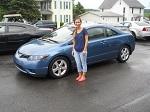 2006 Honda Civic EX Coupe May 2014 -